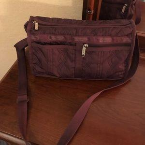 LeSportsac Nylon Crossbody/ Shoulder Bag